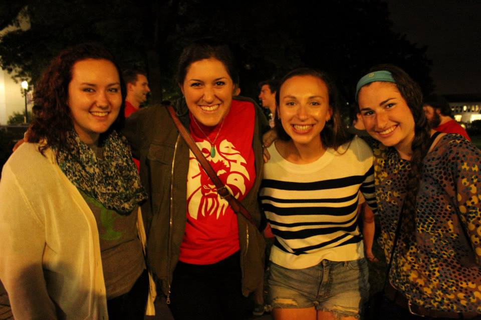 Cones & Chi Alpha || Welcome Weeks at American University || Fall 2013