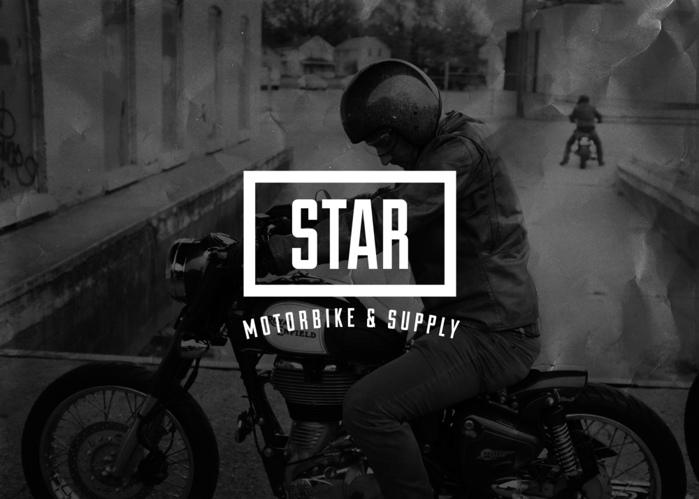 Star Motorcycles ILLUSTRATION / APPAREL