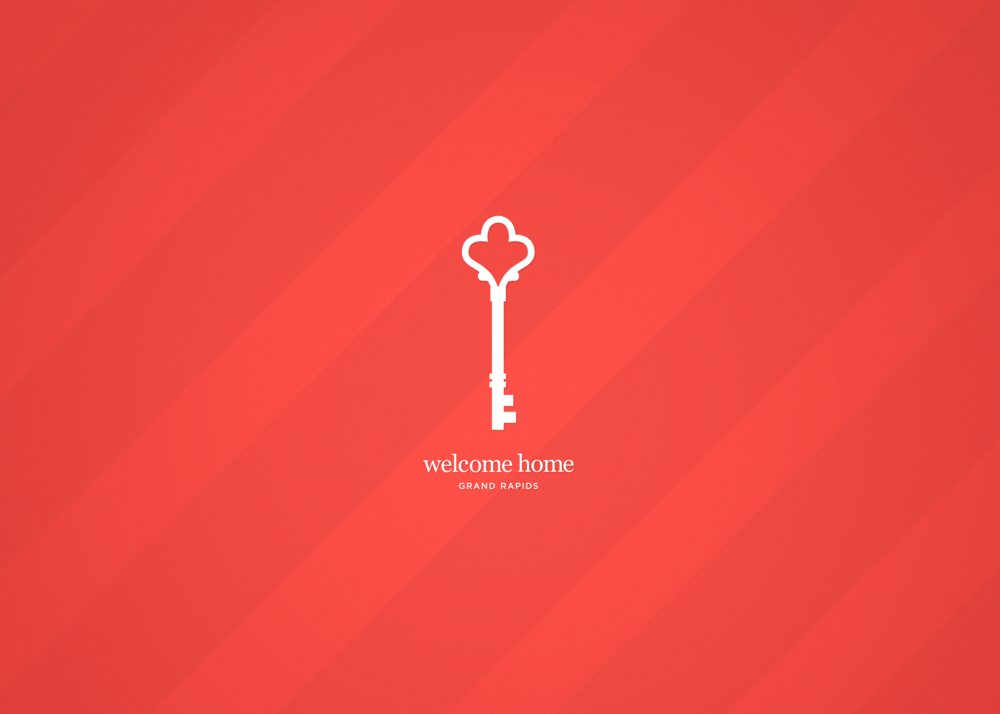 Welcome Home IDENTITY / PRINT / WEB