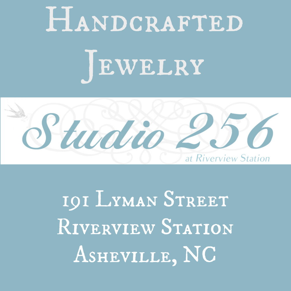 Our studio in the River Arts District! Come by and see us!