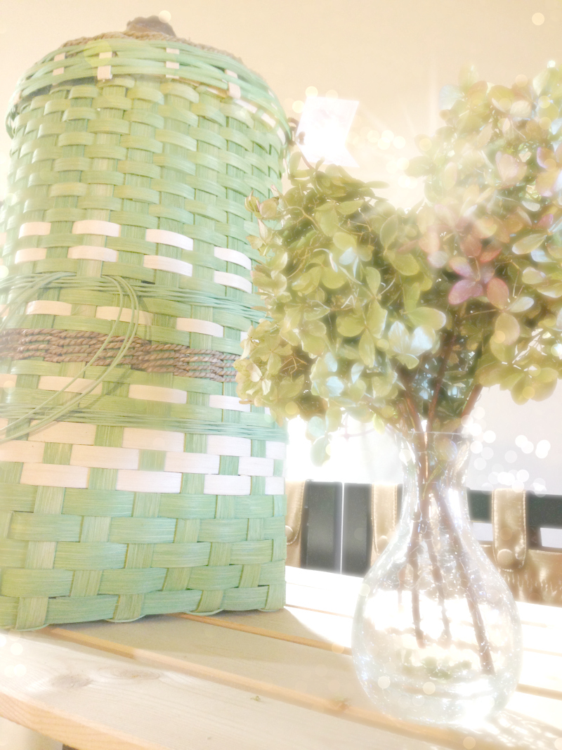 Basket by Diane McEachen, Asheville, NC