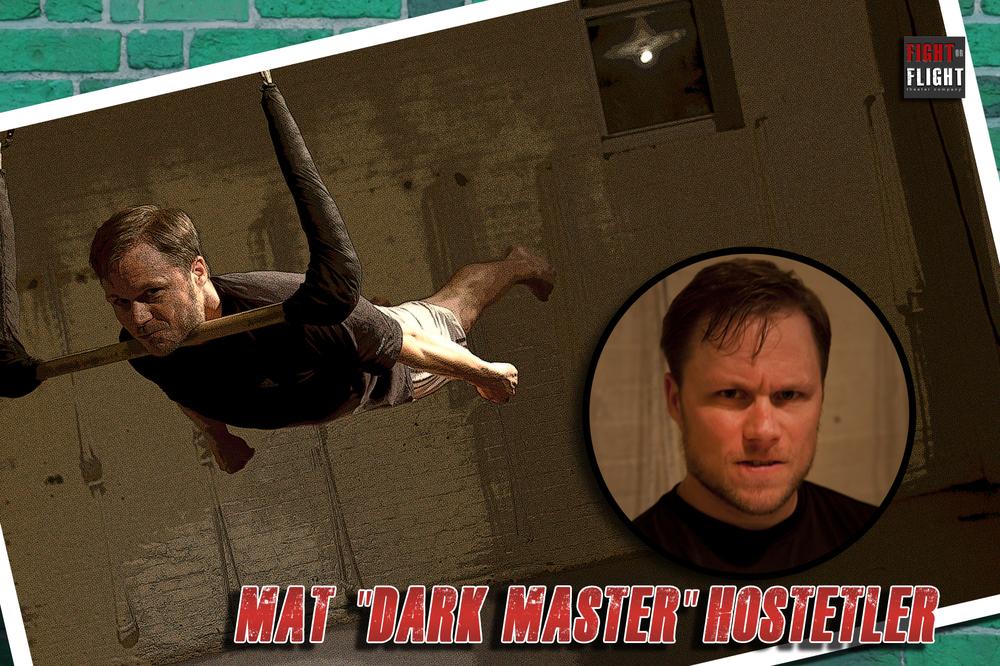 """MAT """"DARK MASTER"""" HOSTETLER"""
