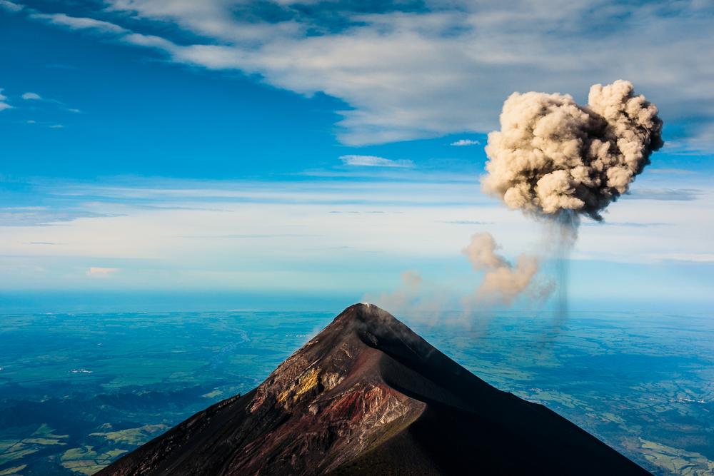 Volcan Fuego