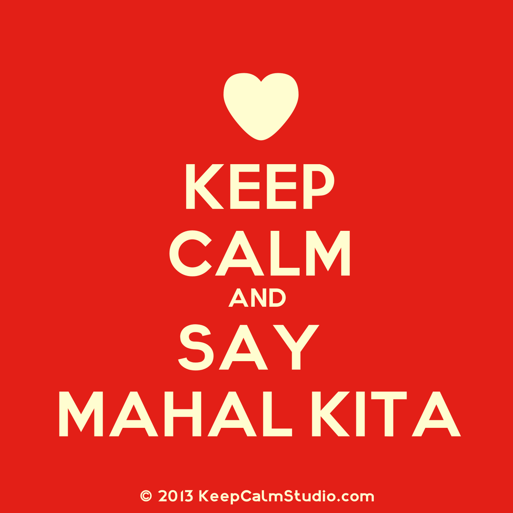 Mahal Kita Love Quotes Tagalog: Thoughts For An Opening