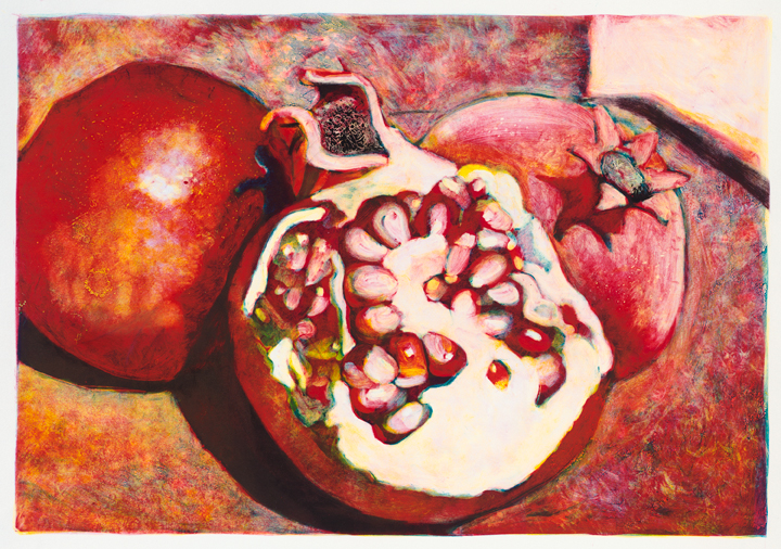 Pomegranate Monotype