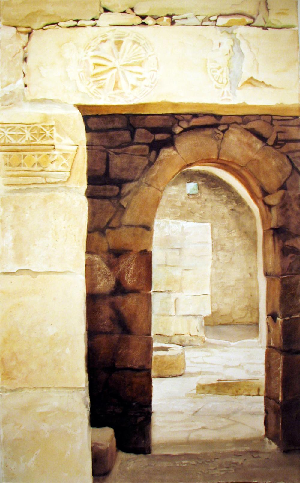 Shivta Archway