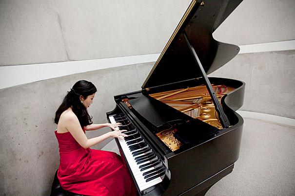Harvard Grad student Chia-Jung Tsay