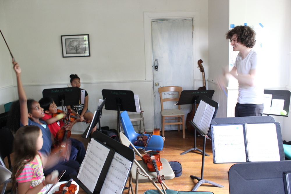 Eager musicians