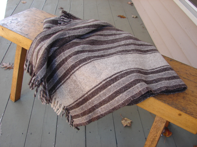 Wool Blanket-Brown Stripe 2.JPG