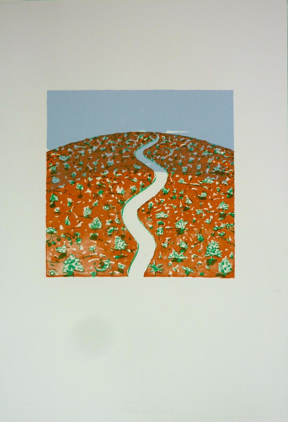 Autumn 2005 (image size 13x13cm)