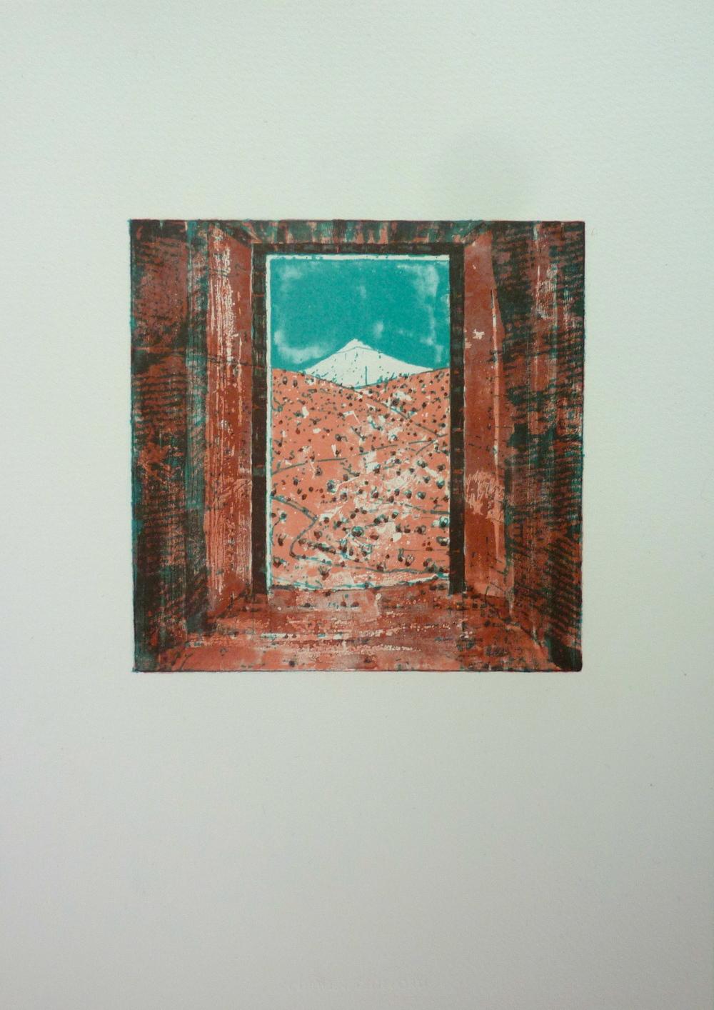 Portal 2009 (image size 13x13cm)
