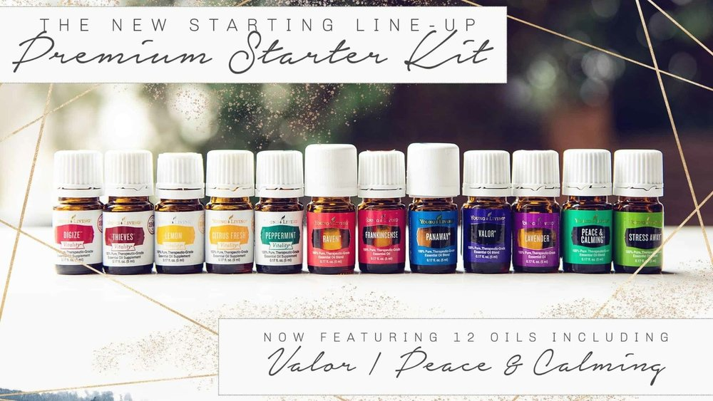 Join Young Living today!