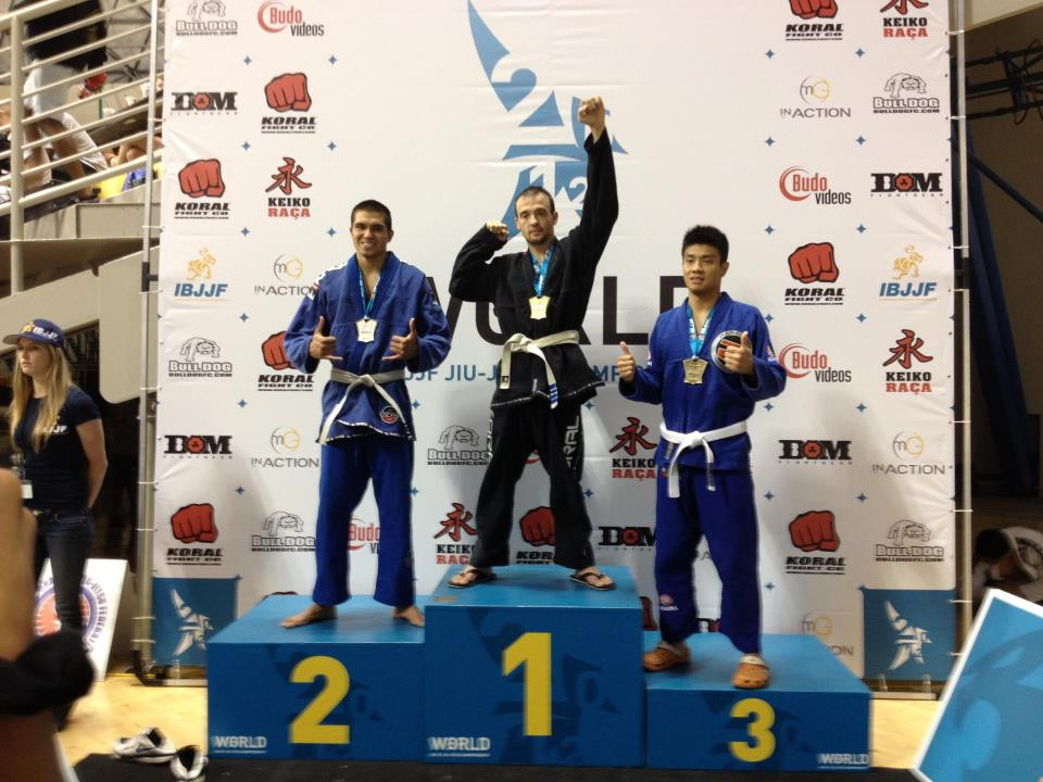 VFE sponsored Fighter winning Gold in his weight-class.