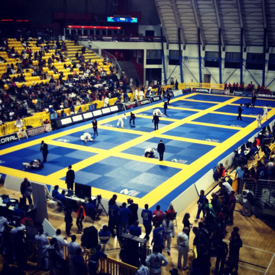 2O13 Brazilian Jiu-Jitsu Tournament. Long Beach, CA.