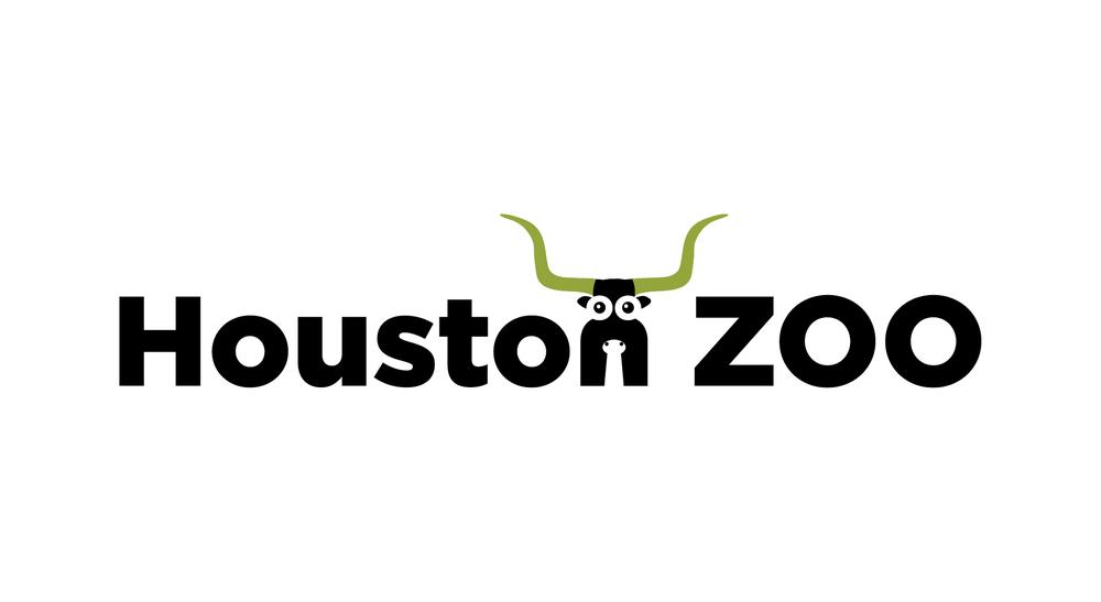 New Houston Zoo Logo
