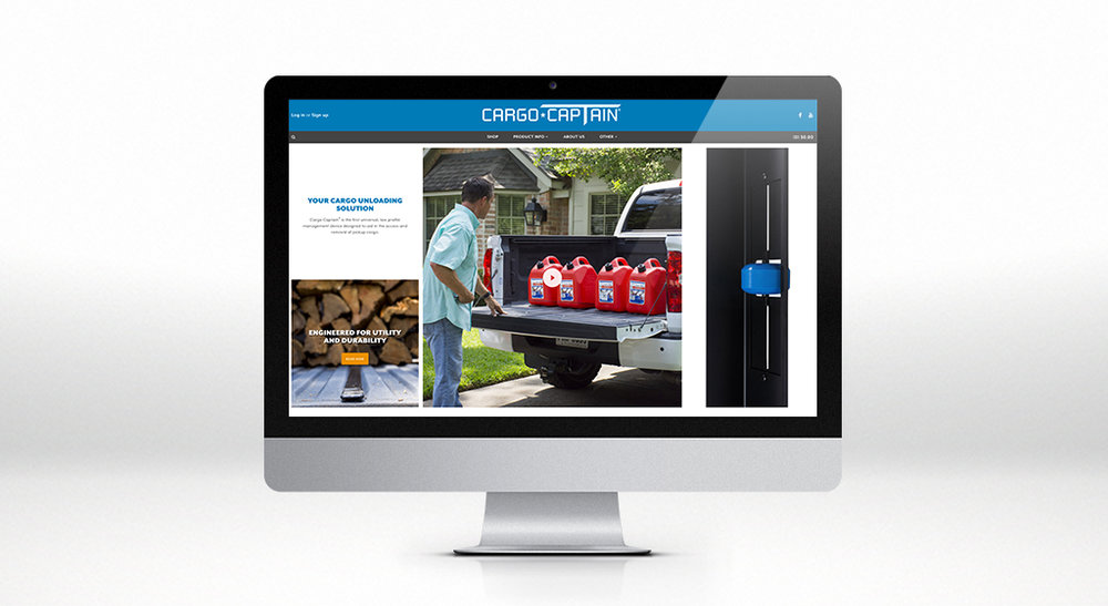 Cargo Captain Home Page