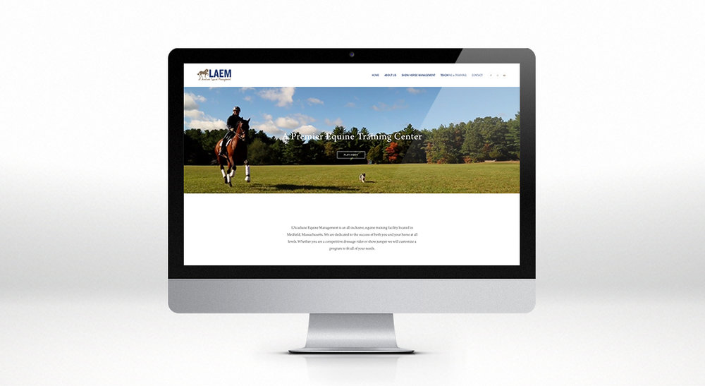 L'Acadiane Equine Management Home Page