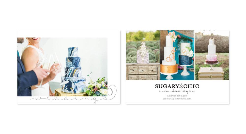 Crate & Barrel Wedding Registry Postcard