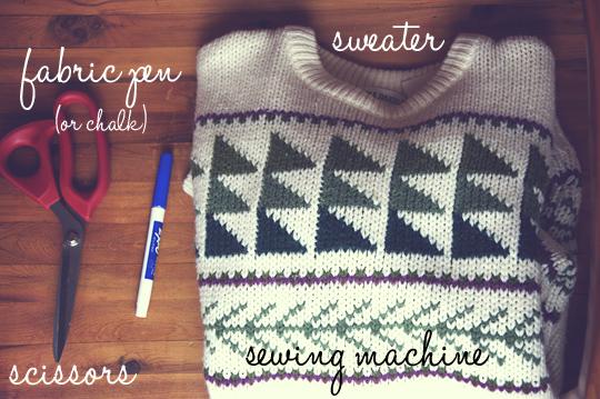 Diy Off The Shoulder Sweater Lauren By Design