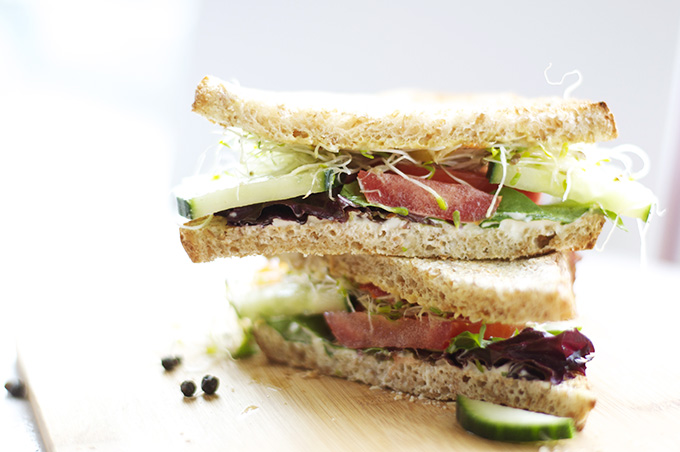 The Best Veggie Sandwich You'll Ever Have — Lauren by Design
