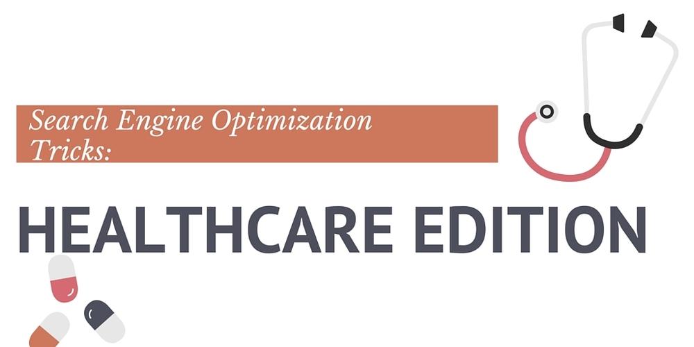 seo, healthcare search engine optimization