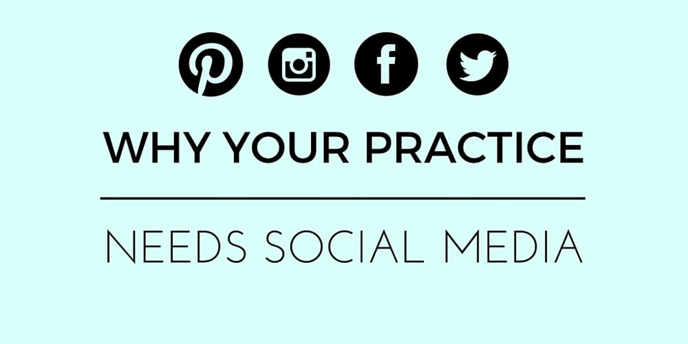 why your healthcare practice needs social media