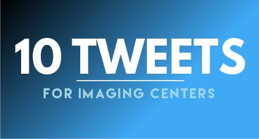 health care social media radiology