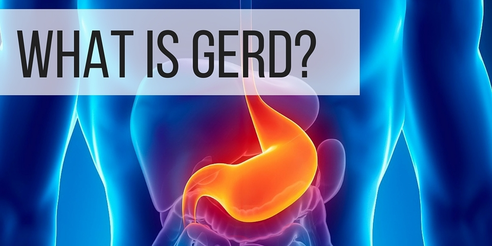 what is GERD, gerd symptoms