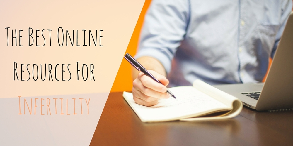 the best online resources for infertility