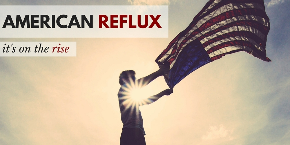 American reflux: it's on the rise