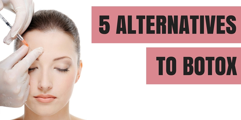 5 alternatives to botox