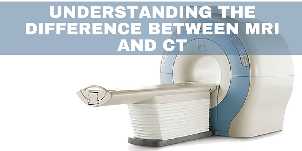 understanding the difference between MRI and CT