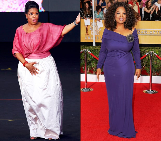 7 celebrity weight loss success stories