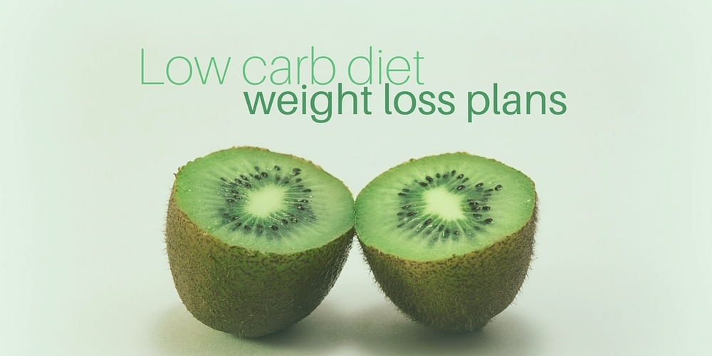 Low Carb Diet Weight Loss Plans