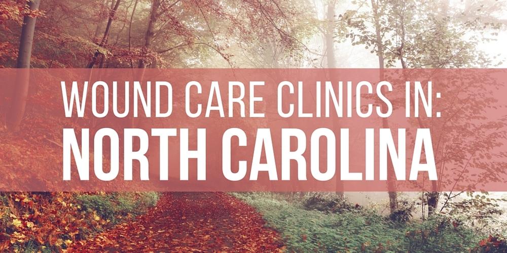 Bariatric Medicine: Wound Care Clinics in North Carolina