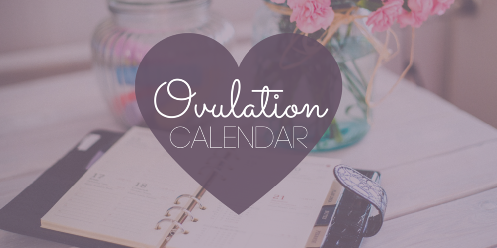 signs of ovulation, ovulation calendar, ovulation