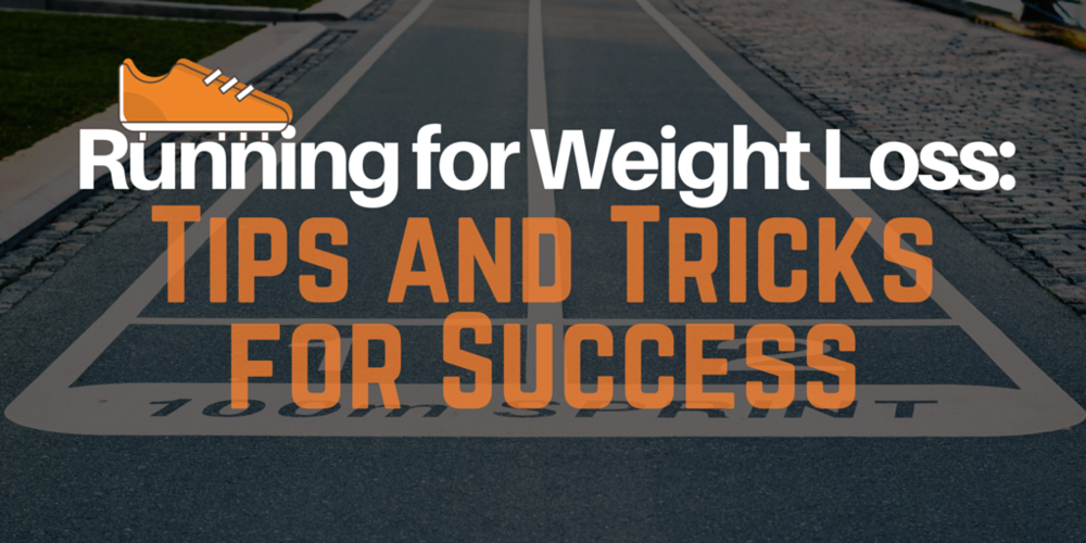 Running for weight loss: tips and tricks for success