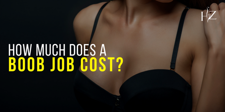 cost of a boob job, how much does a boob job cost