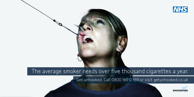 Passivesmokingkills.org lung cancer campaign.