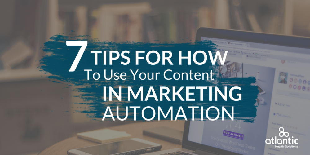 7 benefits of content marketing in marketing automation
