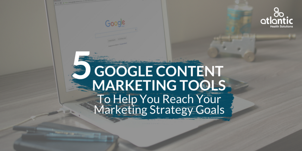 content marketing tools, marketing strategy goals, content marketer