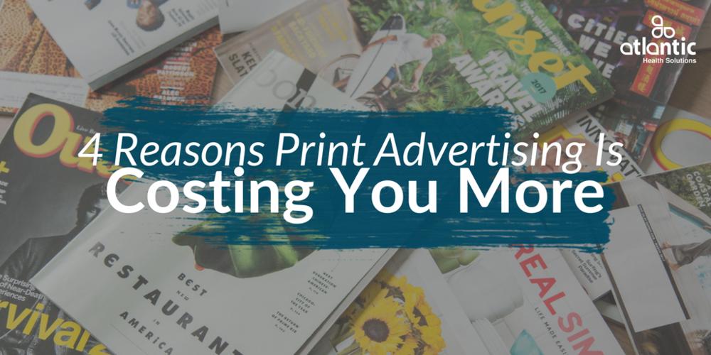 print advertising, healthcare marketing, marketing materials