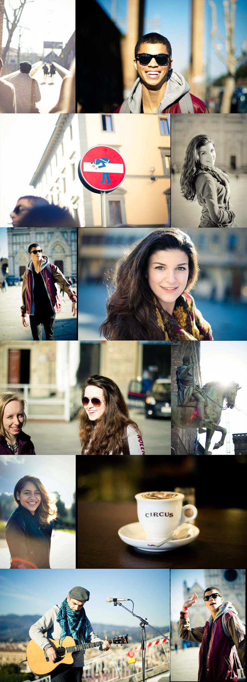 Emily Wilson Photography Florence Italy Portraits