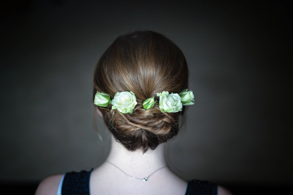 Emily Wilson Photography bridal hair Hannah Martin 2014 wedding