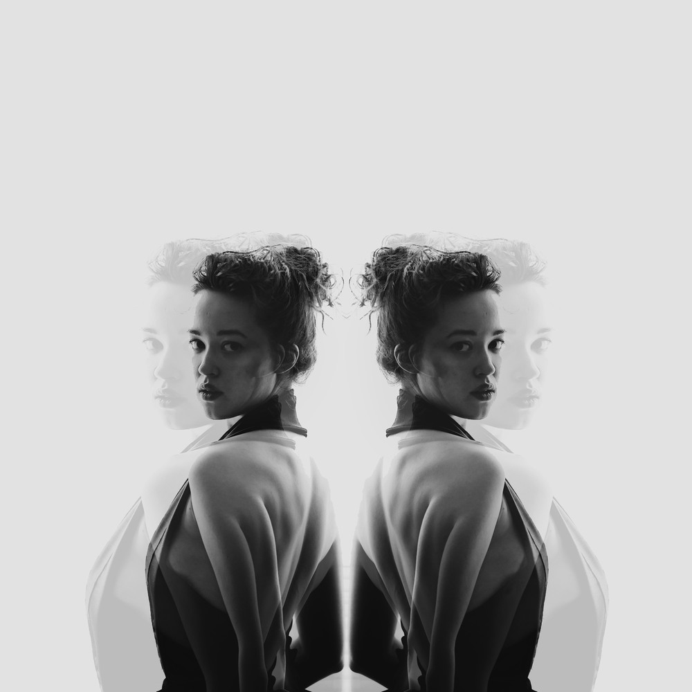 Emily Wilson Photography double exposure