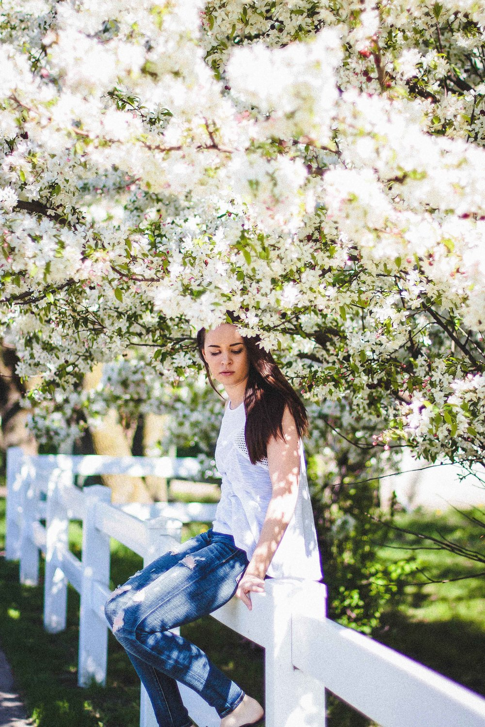 Emily Wilson Photography spring shoot