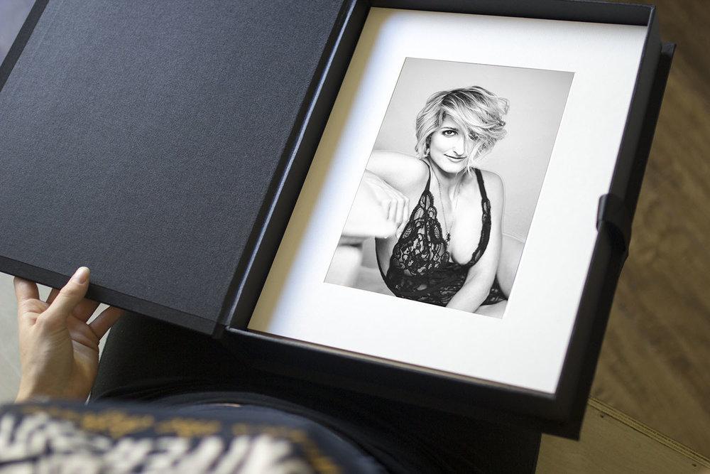 Emily Wilson Photography Folio Box