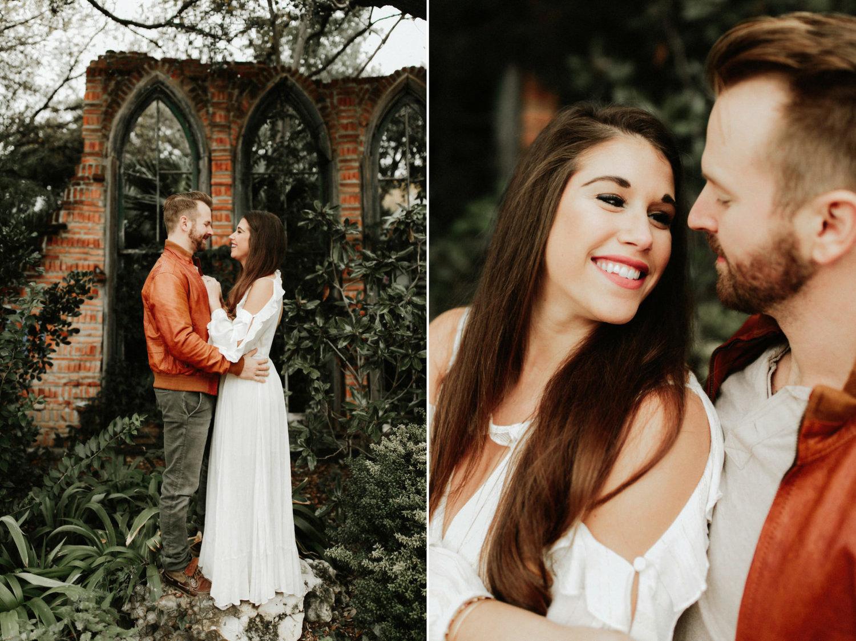 Jennifer\'s Garden Engagement Session | Stephanie + Jacob | Austin ...
