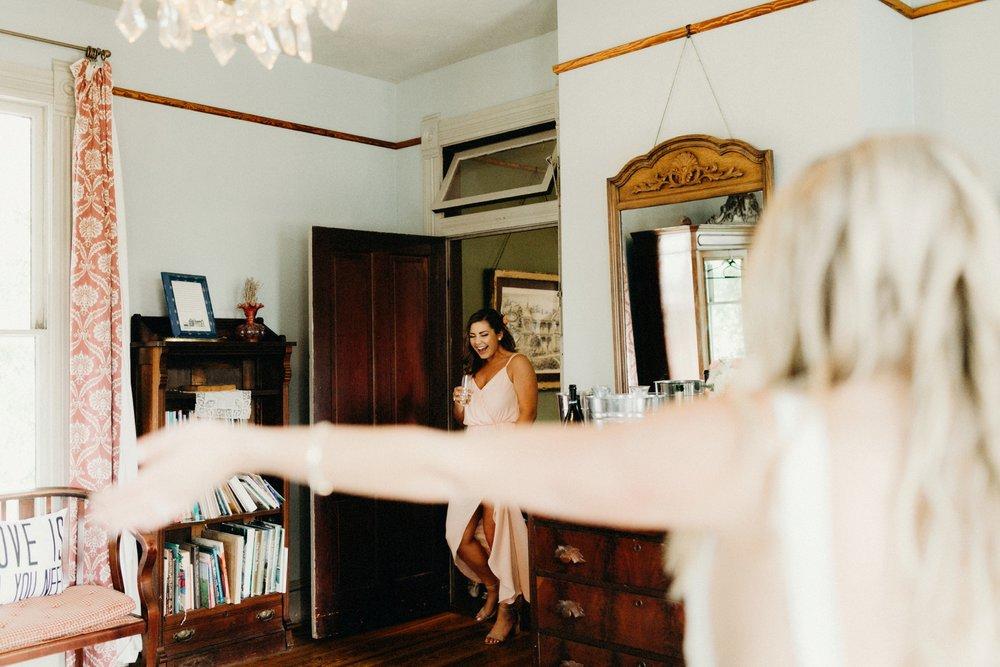 Tropical Barr Mansion Wedding