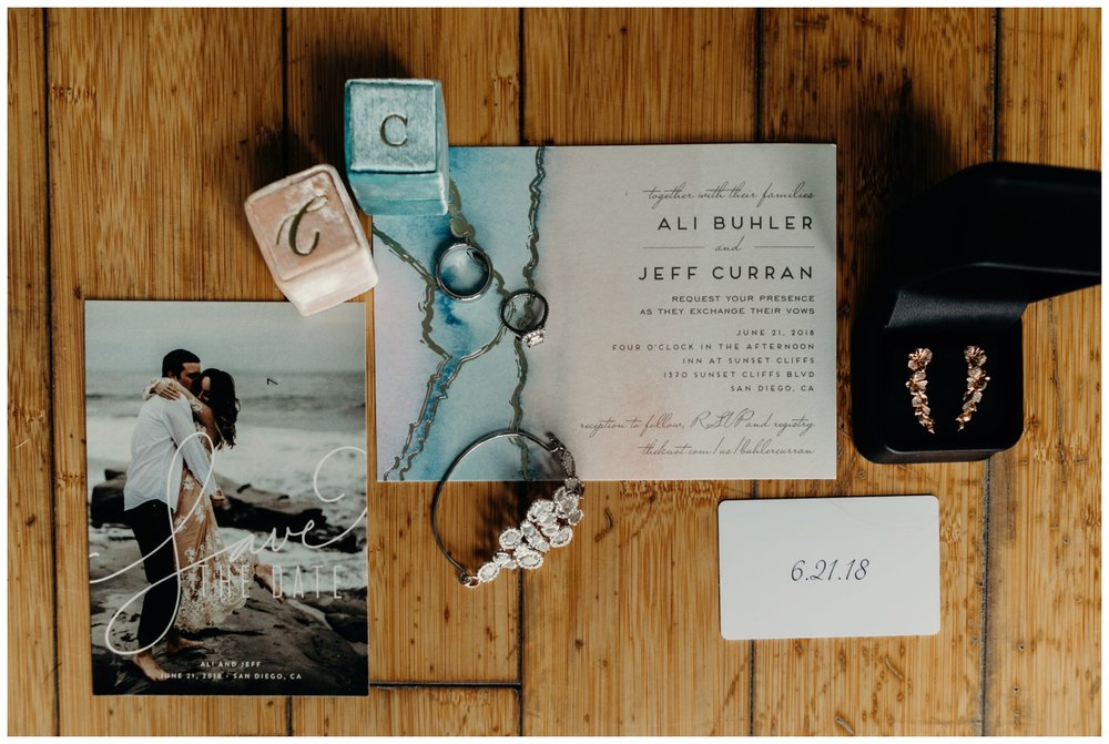 Sunset Cliffs Wedding